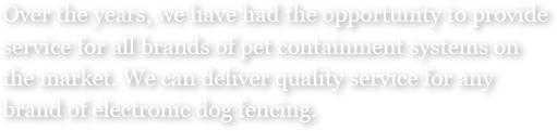 Pet Stop 174 Dog Fence Invisible Fence Alternative